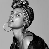 Alicia Keys a tope con su sexto �lbum