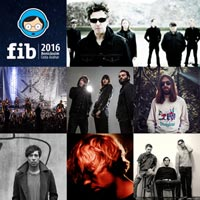 Echo & The Bunnymen y Band of Skulls al FIB 2016