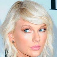 Taylor Swift al ritmo de The darkness