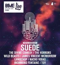 Primeras confirmaciones del BIME Live 2016