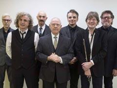 Gira espa�ola de King Crimson