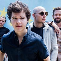 Conciertos de Lukas Graham en Barcelona y Madrid