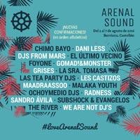 Grises al Arenal Sound 2016
