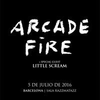 Concierto de Arcade Fire en Barcelona