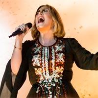 Adele vuelve al n�1 en discos en UK con '25'