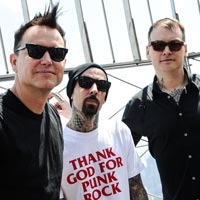 Blink-182 n�1 en la Billboard 200 con 'California'