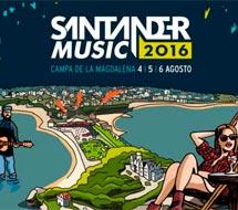 Bunbury cancela su actuaci�n en Santander Music 2016