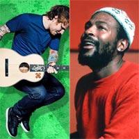 Posible caso de plagio Marvin Gaye versus Ed Sheeran