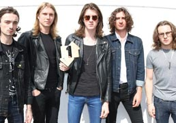 Blossoms repite en el n�1 en discos en Reino Unido
