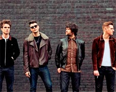 "The Courteeners n�1 en LaHiguera.net con ""The 17th"""