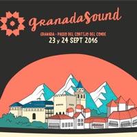 Cartel completo del Granada Sound 2016