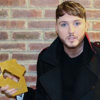 "James Arthur nº1 en discos en UK con ""Back from the edge"""
