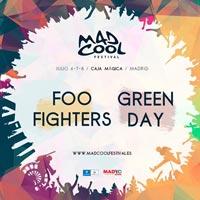 Green Day al Mad Cool Festival 2017