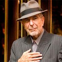 Falleció Leonard Cohen