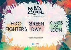 Kings of Leon al Mad Cool Festival 2017
