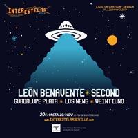 Second y León Benavente al Interestelar Sevilla 2017