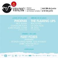 Phoenix y Fleet Foxes al VIDA Festival 2017