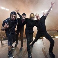 "Metallica nº1 en la Billboard 200 con ""Hardwired…"""