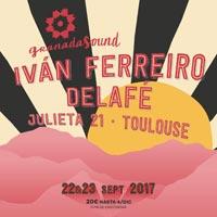 Iván Ferreiro también al Granada Sound 2017