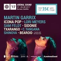 Lori Meyers y Sidonie al Arenal Sound 2017