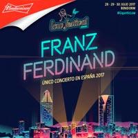 Franz Ferdinand al Low Festival 2017