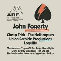 John Fogerty al Azkena Rock Festival 2017