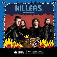 The Killers al Bilbao BBK Live 2017