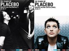 Conciertos de Placebo en España en 2017