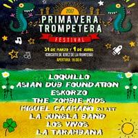 Loquillo al Primavera Trompetera Festival