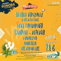Quique González y Havalina al Palencia Sonora 2017