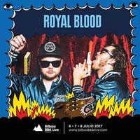 Royal Blood y Brian Wilson al Bilbao BBK Live 2017