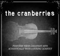 Conciertos de The Cranberries en Barna y Madrid
