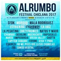 Nuevos artistas y ubicación para el Alrumbo Festival 2017