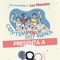Los Planetas de festivales