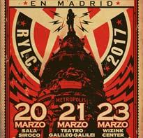 La semana de Rulo en Madrid