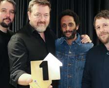"""Elbow nº1 en discos en UK con """"Little fictions"""""""