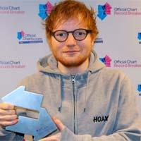 """Ed Sheeran nº1 en discos en UK con """"Divide"""""""
