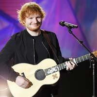 Ed Sheeran hace doblete en las listas estadounidenses