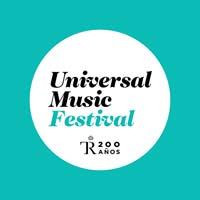 Programación del Universal Music Festival 2017