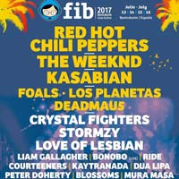Crystal Fighters y LOL al FIB 2017