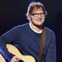 Ed Sheeran sigue arrasando en UK