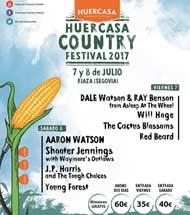 Cuarta edición del Huercasa Country Festival