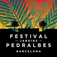 Programación del Festival Pedralbes 2017