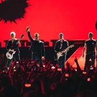 """U2 inició la gira 30 aniversario de """"The Joshua Tree"""""""
