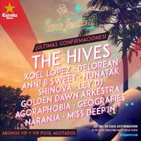 The Hives y Xoel López al Low 2017