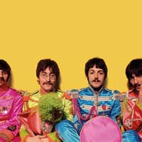 "El ""Sgt. Pepper's"" de los Beatles nº1 en UK"