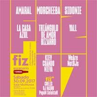 Morcheeba y Amaral al FIZ 2017