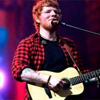 Ed Sheeran y Luis Fonsi regresan al nº1 en listas británicas