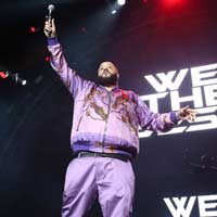 "DJ Khaled nº1 en la Billboard 200 con ""Grateful"""