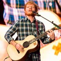 Ed Sheeran y Luis Fonsi siguen nº1 en las listas británicas